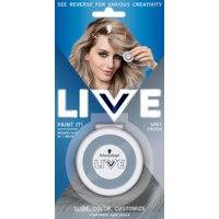 Schwarzkopf Live Paint it! (3.5g) Hair chalk Grey Crush, Schwarzkopf