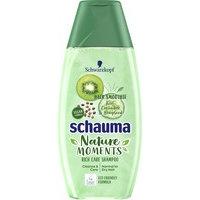 Schauma Nature Moments Hair Smoothies Shampoo Kiwi (250mL), Schauma