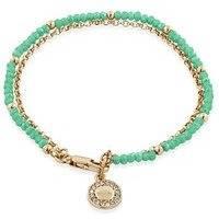 Buckley London Aqua Camden Bracelet BT810