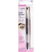 Depend 2 in 1 Eyebrow Brush, Depend