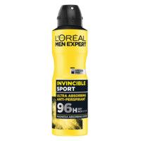 L'Oreal Paris L'Oreal Men Expert Invincible Sport Antiperspirant (150mL), L'Oreal Paris