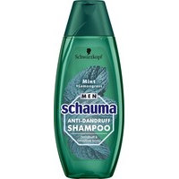 Schauma Men Shampoo Anti-dendruff And Mint (400mL), Schwarzkopf