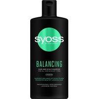 Syoss Shampoo Balancing (440mL), Syoss