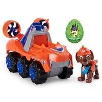 Dino Rescue Deluxe Bil med Zuma, Paw Patrol