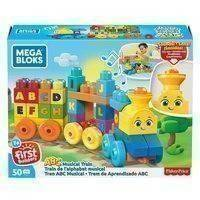 Mega Blocks ABC-tåg, online