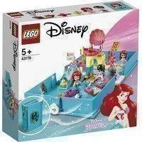 Arielin satukirjaseikkailut, LEGO Disney Princess (43176)