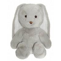 Teddykompaniet Kaninen Maja 40 cm Grå