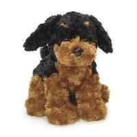 Mjukisdjur Teddy Dogs, Hund, Brun, Teddykompaniet
