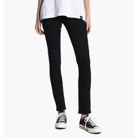 Cheap Monday - Tight Jeans - Musta - W24