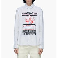 Kenzo - Shirt - Valkoinen - 38