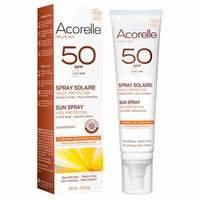 Acorelle Aurinkosuojaspray SK50