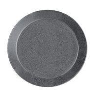 Teema lautanen 17 cm meleerattu harmaa, Iittala