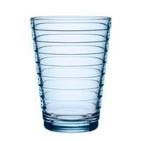 Iittala Aino Aalto Glas 2 kpl 33 cl Vedensininen