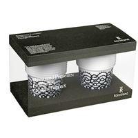 Filippa K Kahvi-/teemuki 2pack 31 cl Spets/musta, Rörstrand