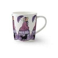 Design House Stockholm Elsa Beskow Aunt Lavender Muki 40 cl