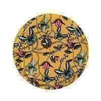Nadja Wedin Design Tarjotin 38 cm Bugs & Butterflies Keltainen