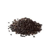 Musta seesaminsiemen, luomu, raaka, 1 kg