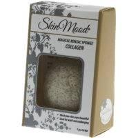 SkinMood Konjac Sponge Collagen – kasvojenpesusieni aikuiselle iholle