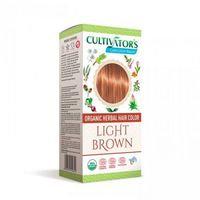 Cultivator's kasviväri, Light Brown, luomu 100 g