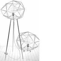 Lattiavalaisin Diamond Kromi, Globen Lighting