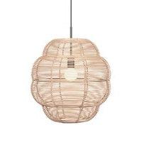 Wagner XL Kattolamppu Natur, Globen Lighting
