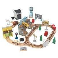 Kidkraft Disney® Pixar Autot 3 50 Piece Thomasville Set Rata