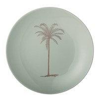 Lautanen Palm 20 cm - Vihreä, Bloomingville