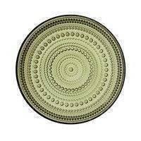 Iittala Kastehelmi lautanen 17 cm - Sammaleenvihreä