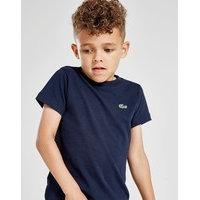 Lacoste small logo t-paita lapset - kids, laivastonsininen, lacoste