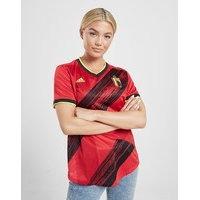 Adidas belgium 2020 kotipaita naiset - womens, punainen, adidas