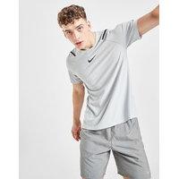 Nike pro t-paita miehet - mens, harmaa, nike