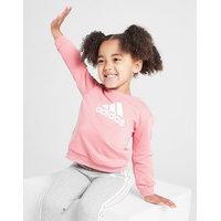 Adidas verryttelyasu vauvat - kids, vaaleanpunainen, adidas