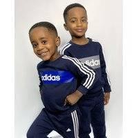 Adidas verryttelyasu vauvat - only at jd - kids, laivastonsininen, adidas
