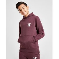 11 degrees core fleece overhead hoodie junior - only at jd - kids, punainen, 11 degrees