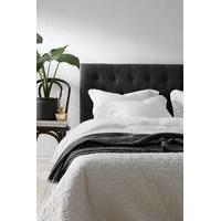 Sängynpääty, pehmustettu 160 cm