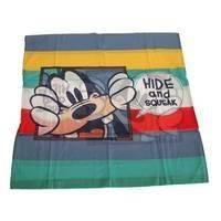 Disney Children/Kids Mickey Plays Square Pillowcase