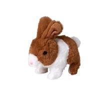 HP Teeny Weeny Bunny White/Brown- Aktiv Kanin, Happy Friend