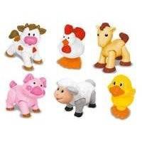 Lekdjur med Klickljud - HB Farm animals, Happy Friend