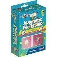 Geomag Magicube Magnetic Friendship Home- Magnetiska tärningar, Happy Friend