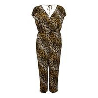 Curvy sleeveless jumpsuit, Only