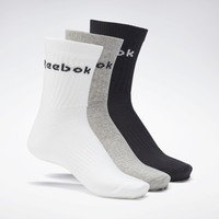 Active Core Crew Socks 3 Pairs, Reebok