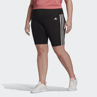 Designed 2 Move High-Rise Sport Short Tights (Plus Size), adidas