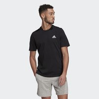 Essentials Embroidered Small Logo Tee, adidas