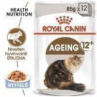 Royal Canin Ageing +12 Jelly, 12x85g FHN säilykepussilaatikko