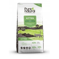 Purenatural Kitten Duck 400 g Huom.pvm.