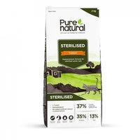 Purenatural Sterilised Turkey 7+ 2 kg