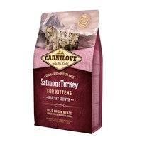 Carnilove Cat Kitten Salmon & Turkey (2 kg)