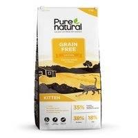 Purenatural Cat Grain Free Kitten Chicken (2 kg)
