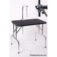 Trimmauspöytä PetEasy 91x61 cm Sis. trimmaustangon + -silmukan