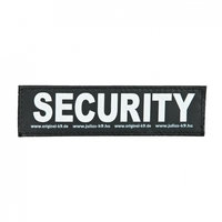 Julius-K9® SECURITY tarrat, 2 kpl (S)